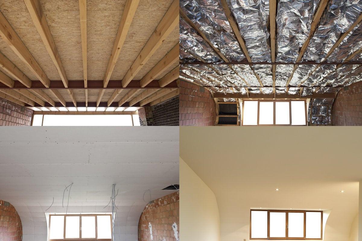 isolation acoustique plafond