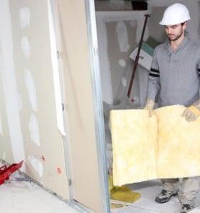 isolation acoustique mur infos possibilit s. Black Bedroom Furniture Sets. Home Design Ideas