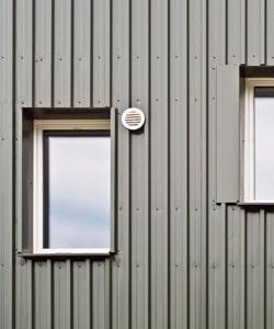 isolation façade extérieure avec panneaux de façade