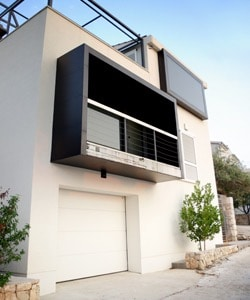 isolation façade extérieure crépi