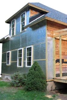 isolation maison mur exterieur